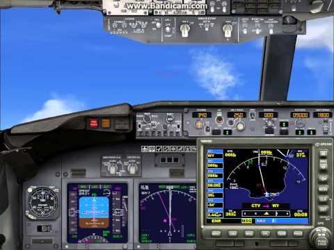 South African airlines 737-800 Takeoff from cape Town South Africa