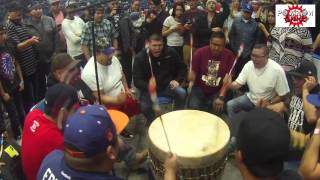Northern Cree Rocks The House @ FSIN Powwow Ft. George St Pierre