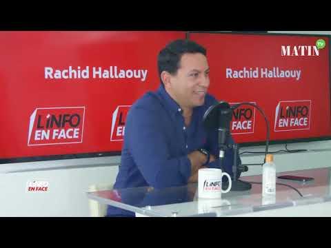 Video : L'Info en Face avec Hicham Hajji