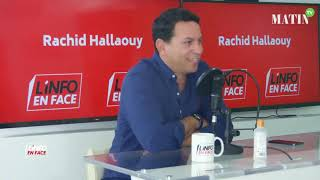 L'Info en Face avec Hicham Hajji