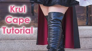 CosThrough: Krul Tepes Tutorial Part 1: Buttcape