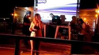 SISTA NAMELY - ONE LOVE - feat BUJUMANNU & ROOTSMAN I + ISLA SOUND - Live@ Corto Maltese