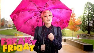 I Got This ⏳  | Freaky Friday | Disney Channel width=