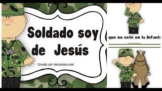 SOLDADO SOY DE JESUS