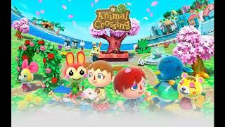 Animal Crossing: New Leaf OST - Train Station (Rainy Mood)