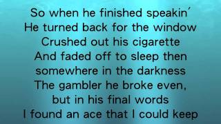 """Kenny Rogers' """"The Gambler"""""""