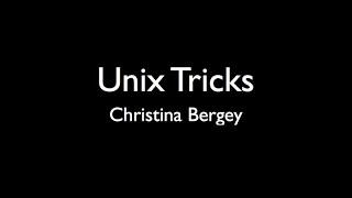 Unix Tricks