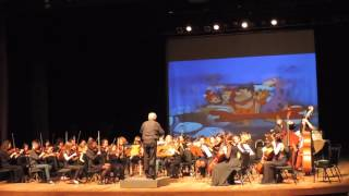 Meet the Flintstones - Orquestra de Cordas da SCAR