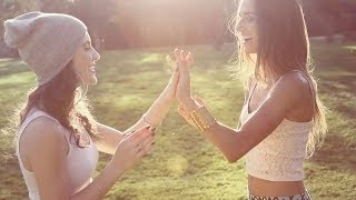 Pharrell Williams - Happy (Patty Cake Hand Clap Version) by Maria Z & Ana Free