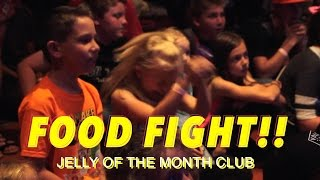Food Fight! by Jelly of the Month Club