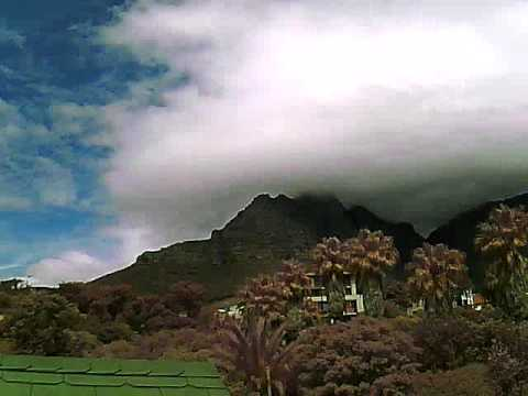 Timelapse Video – Table Mountain – 08/11/2010