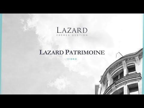 ¿Por qué invertir en Lazard Patrimonie?