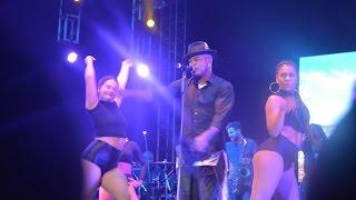 NEYO live show in Uganda
