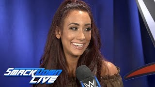 Why did Carmella change her hair color?: SmackDown Exclusive, Sept. 25, 2018
