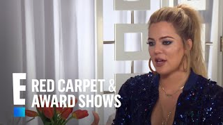 Khloe Kardashian Talks Cooking for BF Tristan Thompson | E! Live from the Red Carpet