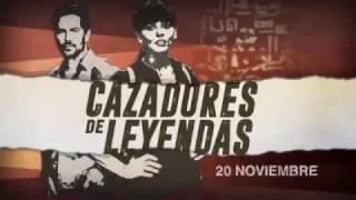 CAZADORES DE LEYENDAS (T1) - Promo COSMO en español