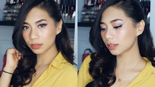 PIXY Cosmetics One Brand Makeup Tutorial - Abel Cantika width=