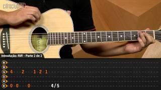 Videoaula Como Tudo Deve Ser (aula de violão completa)