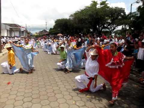 Nicaragua independence day dances