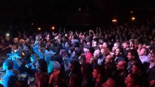 The Slingshots James Brown Tribute - Sala Luz de Gas BCN -30/12/2016