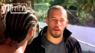 Vin Diesel e um pouco dos filmes que ele fez