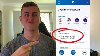 How to make money using paypal videos / InfiniTube