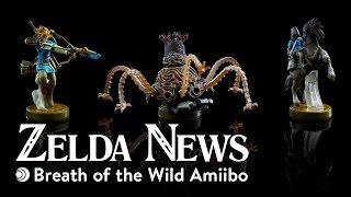 Zelda News - Breath of the Wild Amiibo