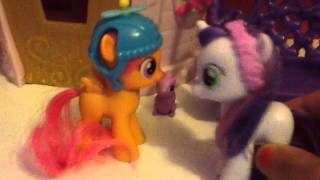 """ Mlp fillies version you found me song"" Fan Video"