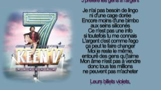 keen'v - privilégié ( officiel video lyrics )