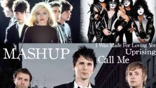MASHUP (PIANO VERSION) - Kiss VS Blondie VS Muse