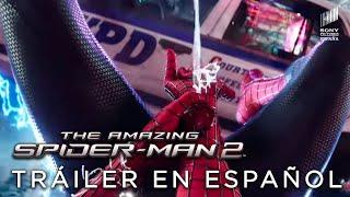 EL TRÁILER FINAL The Amazing Spider-Man 2.  En Español (HD) El Poder de Electro + Duende Verde