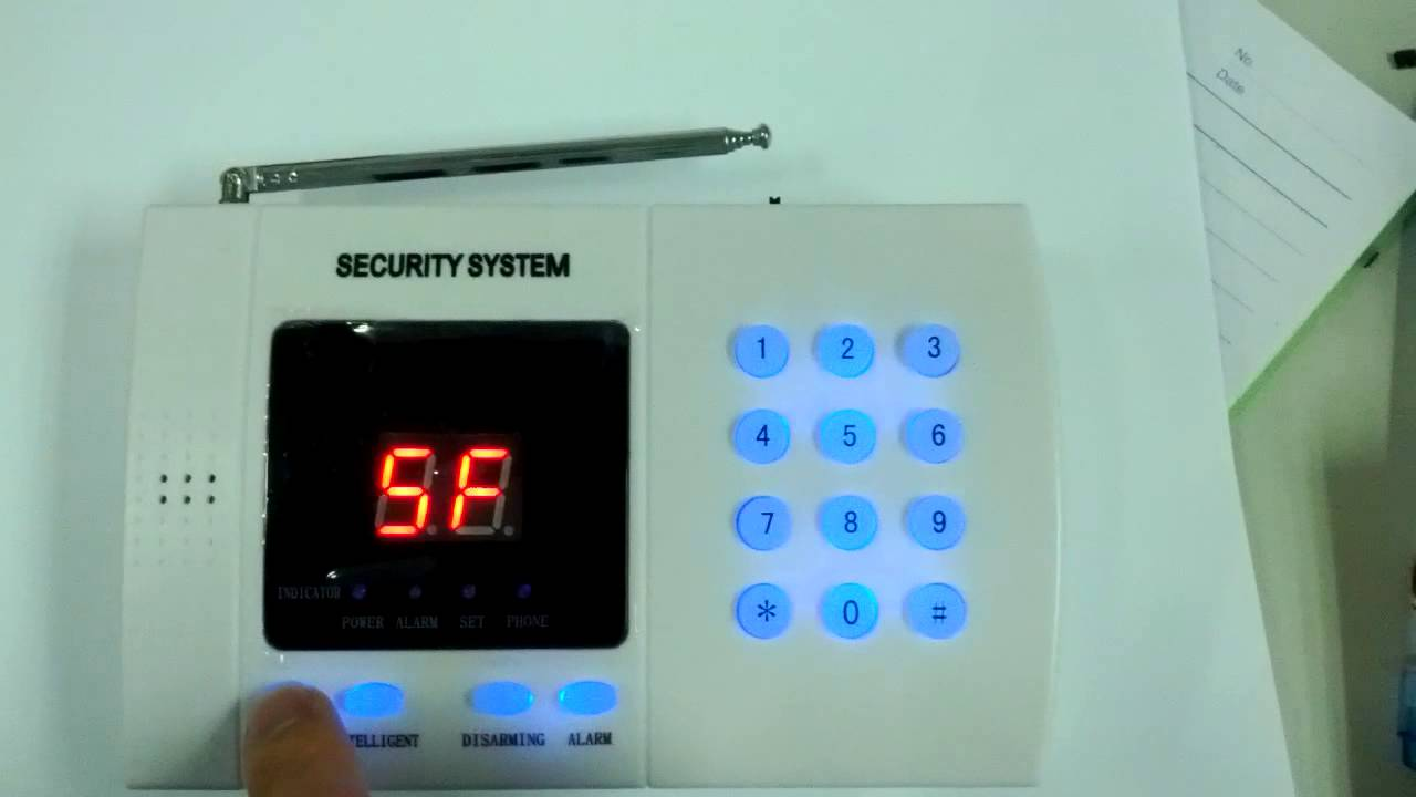 Home Alarm Service Repair Emerson GA
