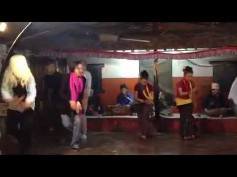 Spectrum Dance Theater Performs with Local Dancers in Pokhara, Nepal