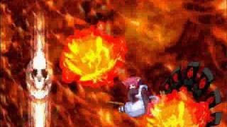 Mugen Test Battle #120 MIRACLE_SAN2GO vs Nemesis-R ver0.89 LATEST