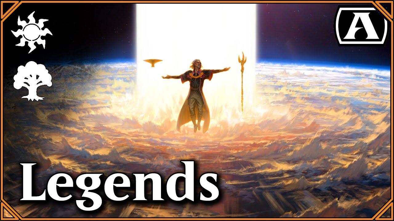 LegenVD - MTG Arena - Historic - Legends