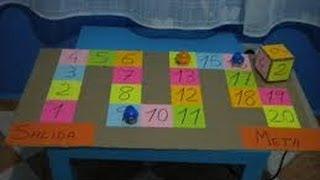 como hacer juegos de mesa de carton con los mas pequeos ideas faciles