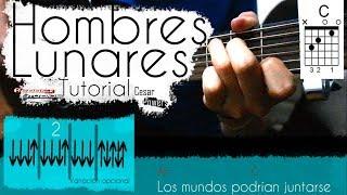Hombres Lunares (Tutorial Guitarra) | Rick y Morty
