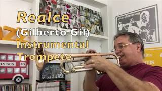 Realce Gilberto Gil Instrumental Trompete
