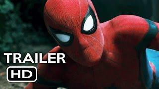 Spider-Man: Homecoming Official Trailer #1 (2017) Tom Holland, Robert Downey Jr. Movie HD