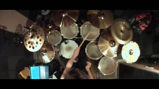 """""""Once Again"""" Monstercat Remix DRUM COVER"""