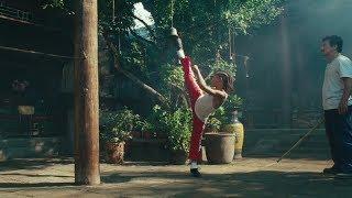 Eminem Till I Collapse Remix (Karate Kid Music Video)