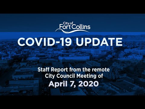 COVID-19 Update with Jim Byrne (4/07/2020)