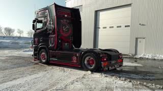 Scania NGS Highline V8 - owner Andreas Schubert