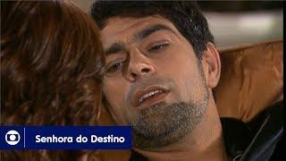 Senhora do Destino: capítulo 100 da novela, terça, 1º de agosto, na Globo