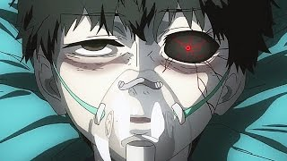 TOKYO GHOUL Season 1 TRAILER (English) Anime Series width=