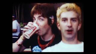 "GANG GREEN - ALCOHOL -The ""Long Lost""1985  Video (Updated)"