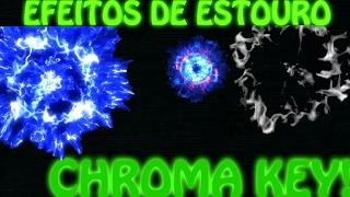 EFEITOS CHROMA KEY / EFEITOS PARA VIDEOS DE NEBU! / FUNDO VERDE!