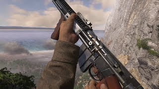 Call of Duty : WWII - NEW / Update Weapons # 7 - Reloads, Animations and Sounds