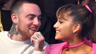 "Mac Miller & Ariana Grande Declare Their Love In ""My Favorite Part"" Duet"