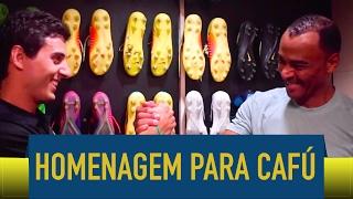 Homenagem para Cafú - Fabio Brazza